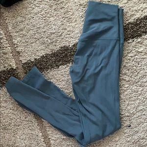 Rare slate blue lululemon aligns
